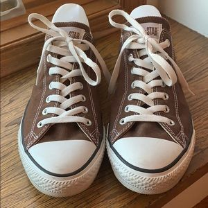 Converse All Stars Low Top Brown